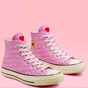 New Converse Chuck 70 Love Pearysley Pink